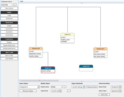 Sidera Project Screenshot